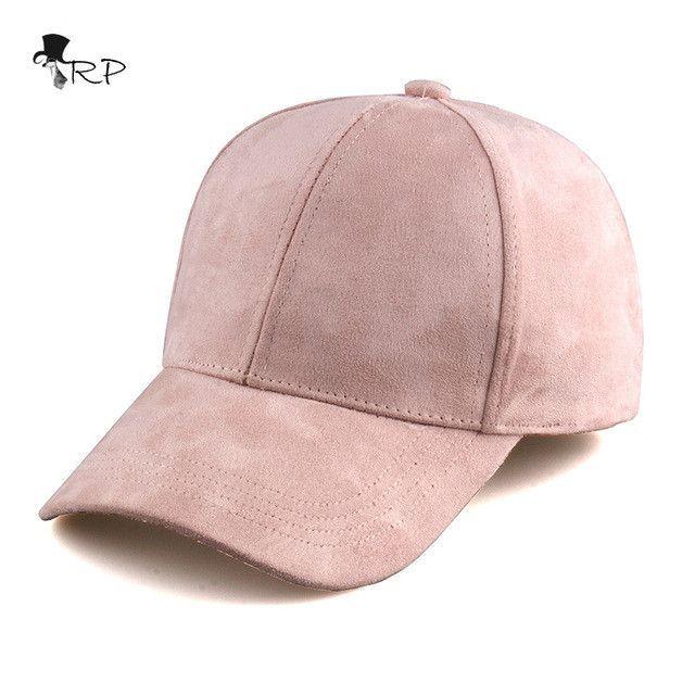 af5aab941d862 2016 Gorras Snapback Suede Baseball Cap Mens Casquette Bone cap Fashion  Polo Sportcap Hip Hop Flat Hat For Women