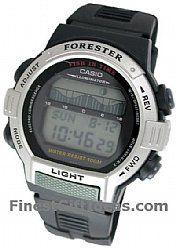 Watch Casio 1vThings Forester Wear Fishing To Ft200w cq34RL5Aj