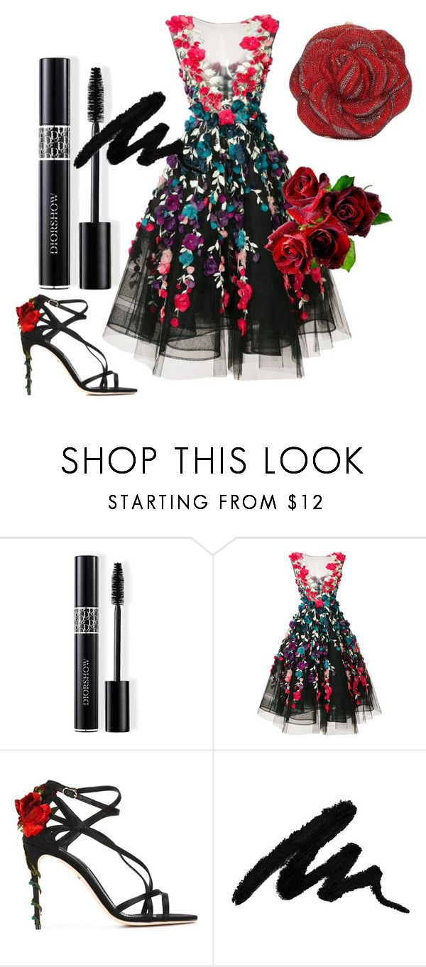 """37"" by rabiaheart-13 ❤ liked on Polyvore featuring Christian Dior, Marchesa, Dolce&Gabbana, Judith Leiber, men's fashion and menswear"