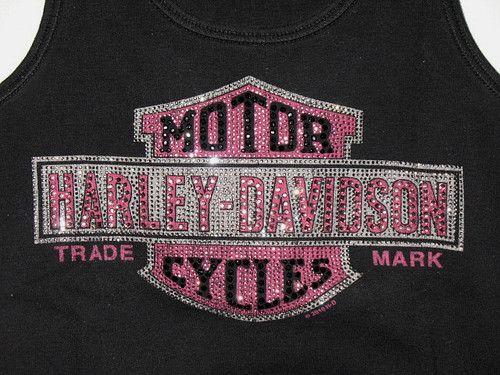 High Ridin/' Harley-Davidson Tank Top