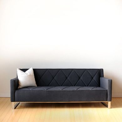 Thatcher Sofa Mid Century Modern, Apartment Size Furniture Toronto