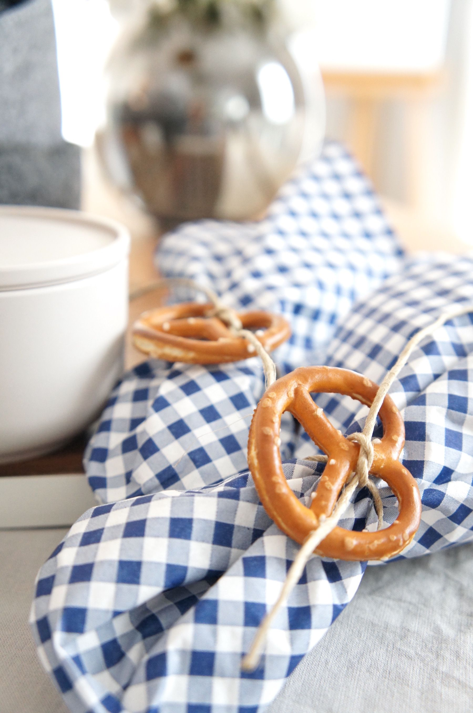 Einladung zum Brunch Weißwurst Frühstück Oktoberfest bayrisch zünftig Party