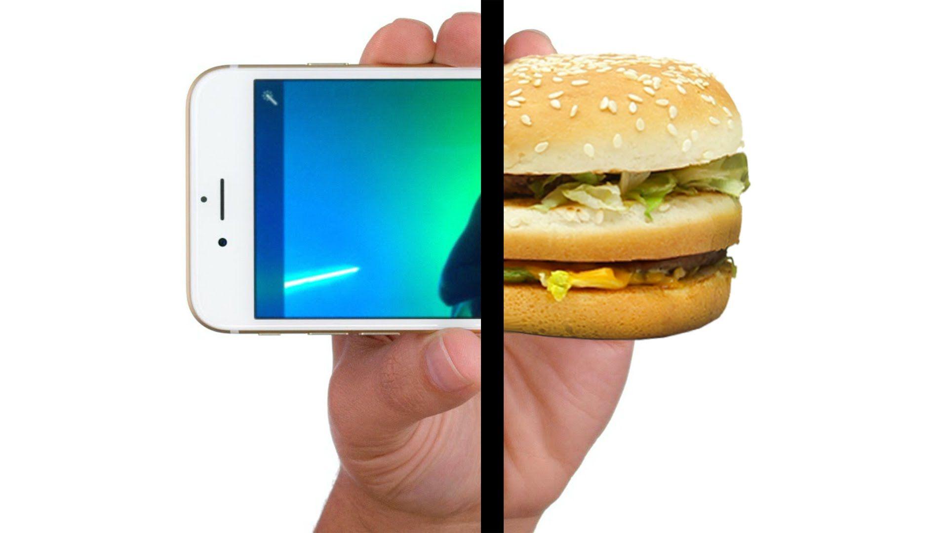Genial vídeo de com seria la publicitat de McDonalds feta per Apple. #Humor