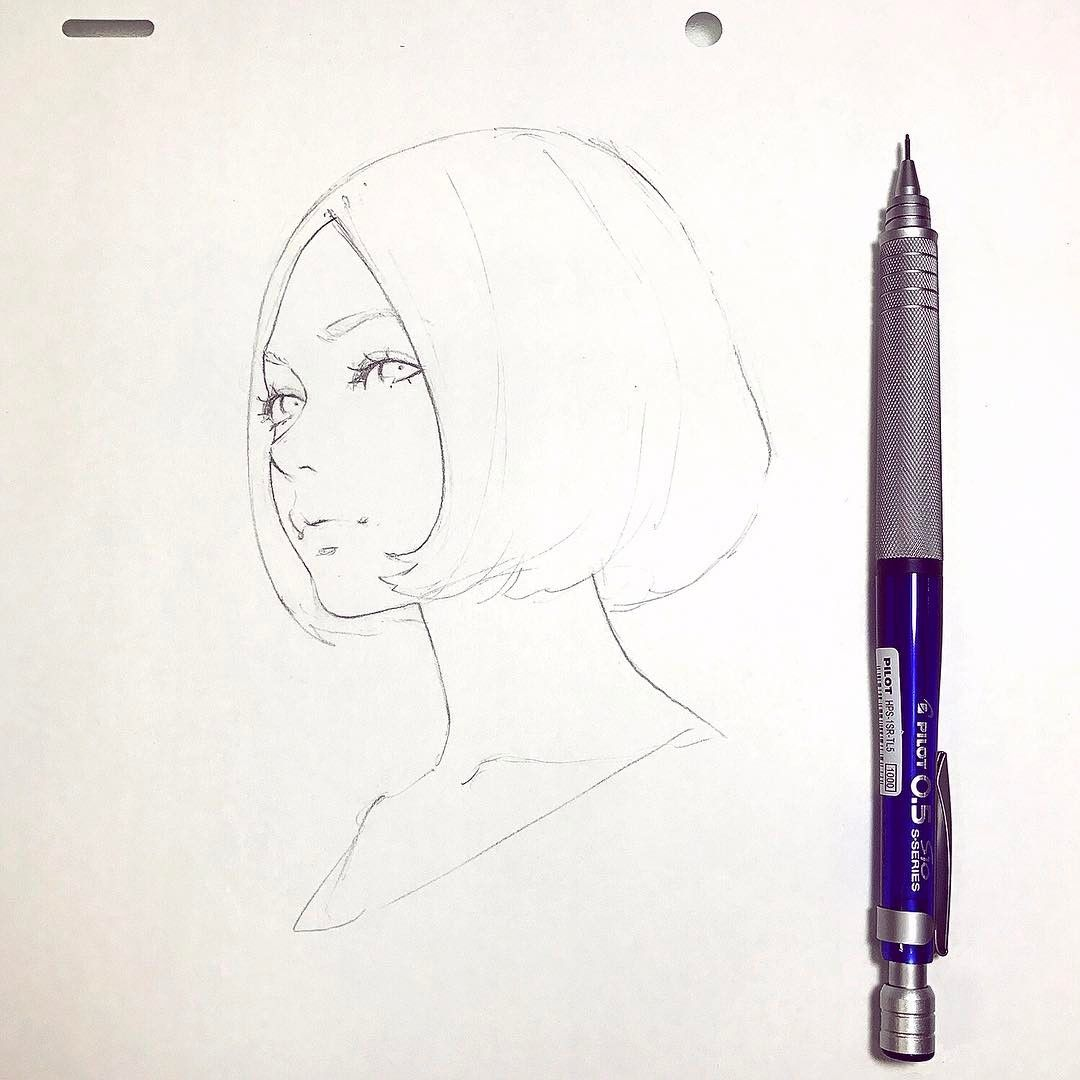 How to draw Ilya Muromets in stages with a pencil