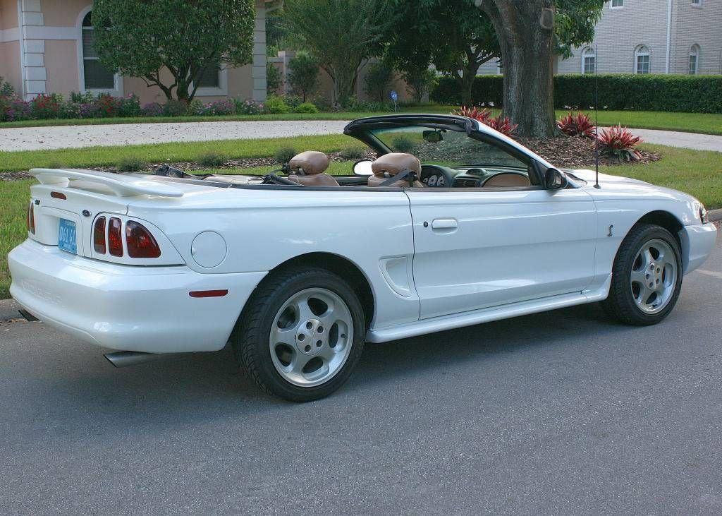 1996 Ford Motor Hemmings For Mustang Cobra 1783452 News Sale