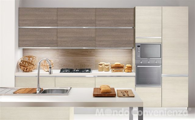 Oasi Cucine Moderno Mondo Convenienza Kitchen, Home