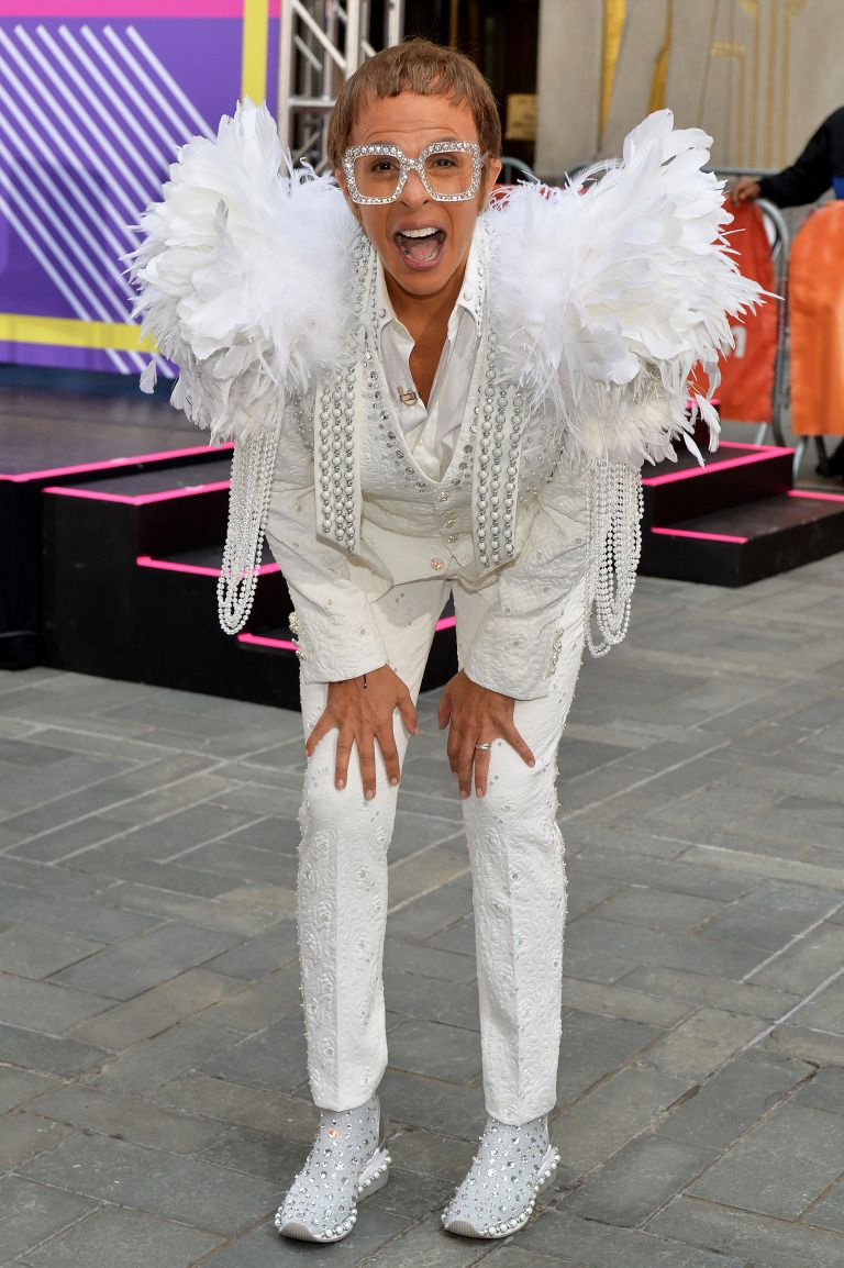 Hoda Kotb Halloween 2020 Ciara Channels Black Panther for a Halloween Party, Plus Milo