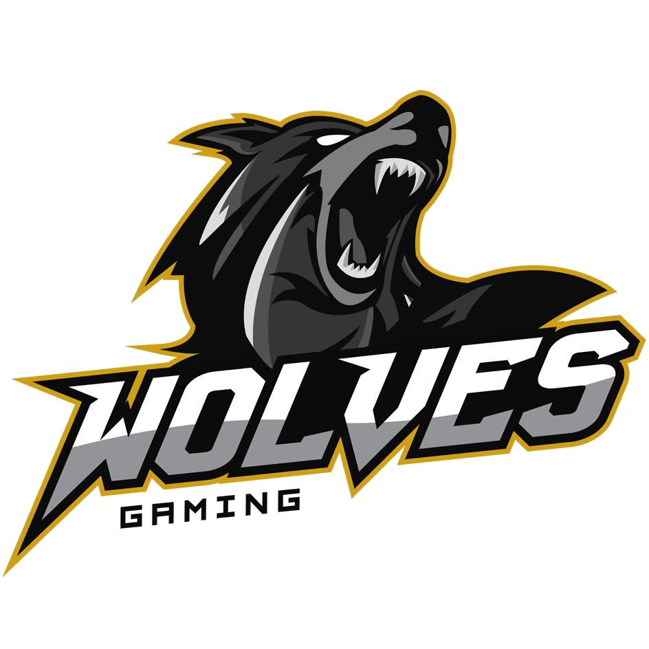 Resultado de imagen para wolves logo Cara menggambar