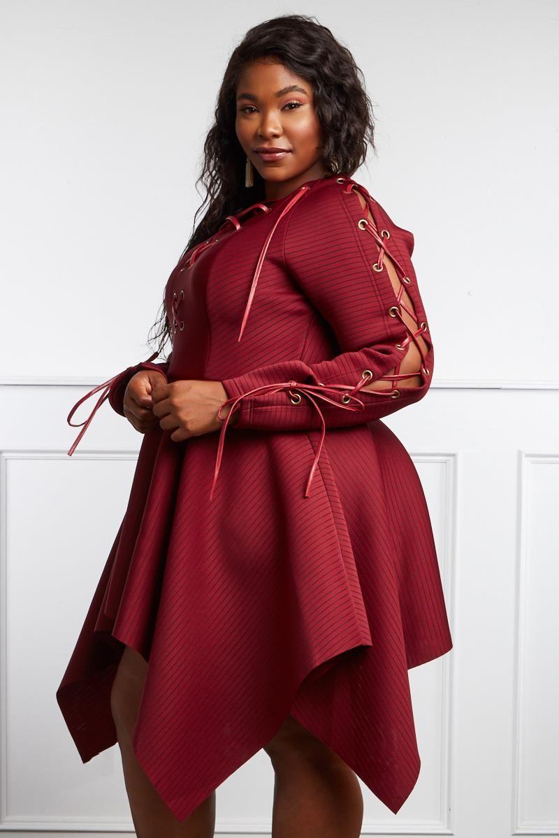 Trendy Plus Size Dresses For Juniors | Hut Bar