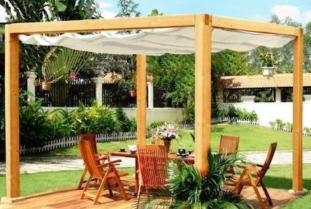 Wooden Pergola Kits - Wooden Pergola Kits Pergolas And Wood With Height Pinterest