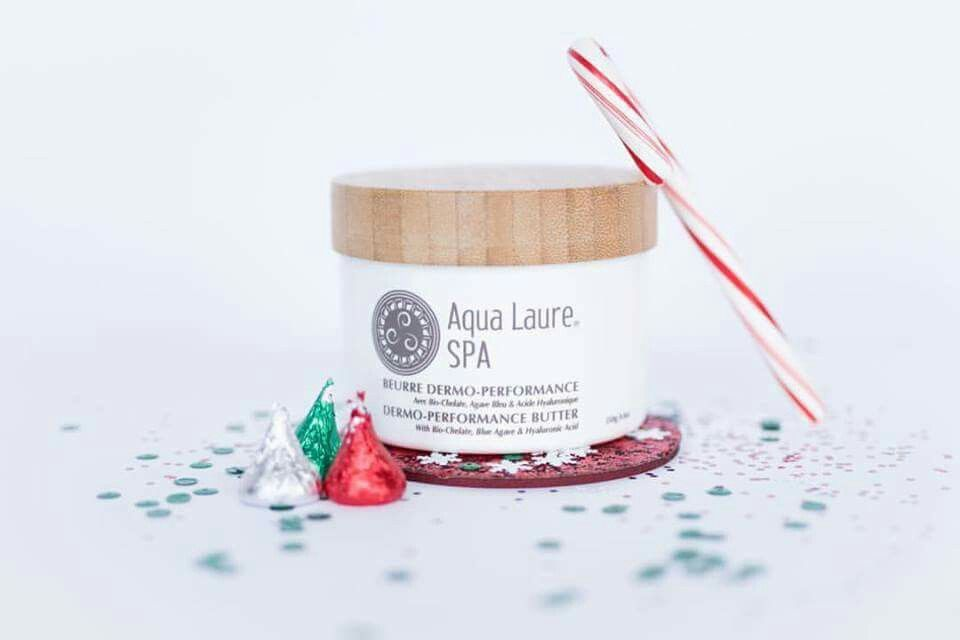 Aqua Laure SPA Dermo-Performance Body Butter is 1 of our Favorite Things in our Holiday Gift Guide!