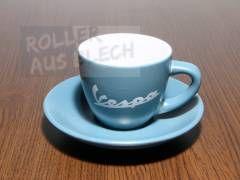 Vespa Espresso Cup #rollerausblech #vespa #accessoires