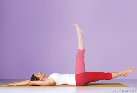 best ab exercises for a flat belly upward extended foot