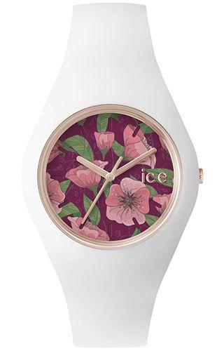 Ice Watch Ice Collections Ice-Flower Poppy - Unisex ICE.FL.POP.U.S.15  Ice   Watch  klepsoo 9b95859b45e7