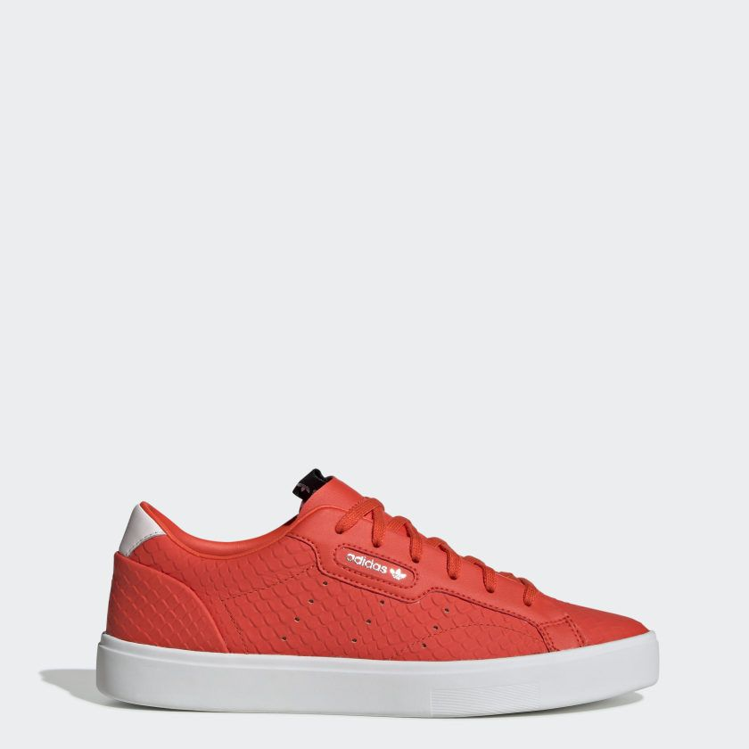adidas Sleek Shoes – Orange | adidas US
