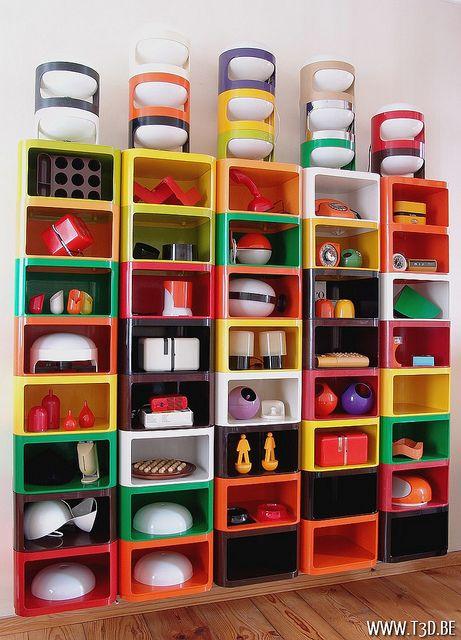 Kartell Wall Mobilier De Salon Idees Pour La Maison Kartell Componibili