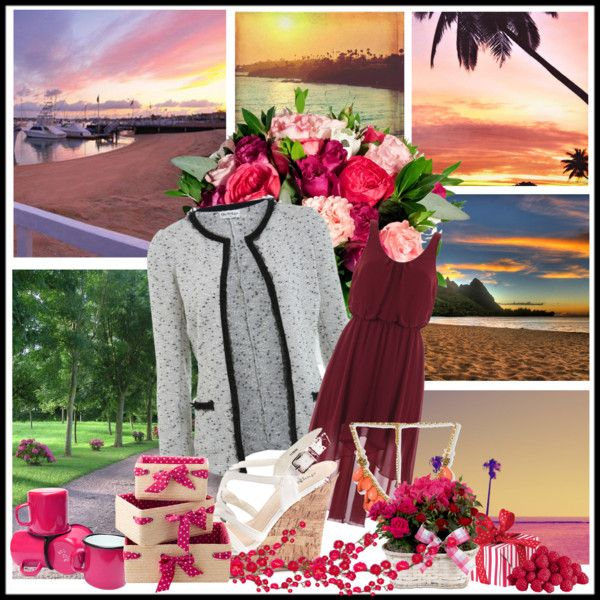 """""""Trip to Paradise ."""" by stelenvonnexcha on Polyvore"""