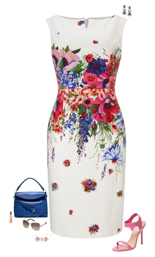 Floral beauty | Cole haan, Betsey johnson and Swarovski
