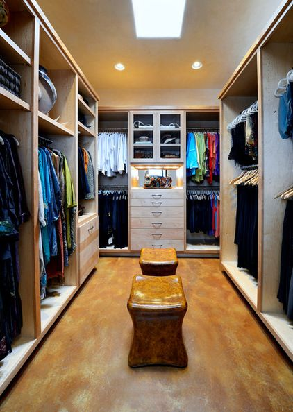 traditional closet by The Couture Closet