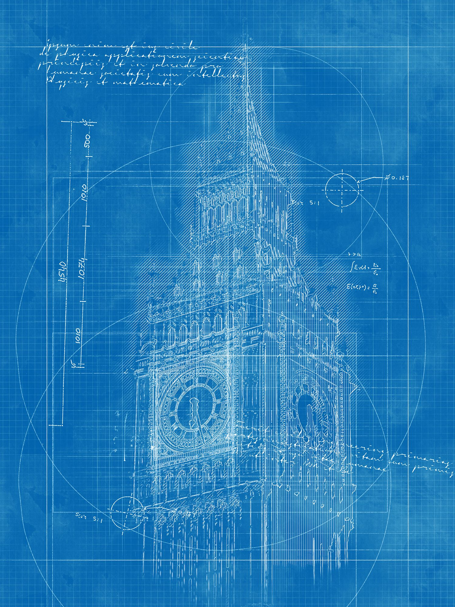 Animated Architecture Sketch And Blueprint Photoshop Action