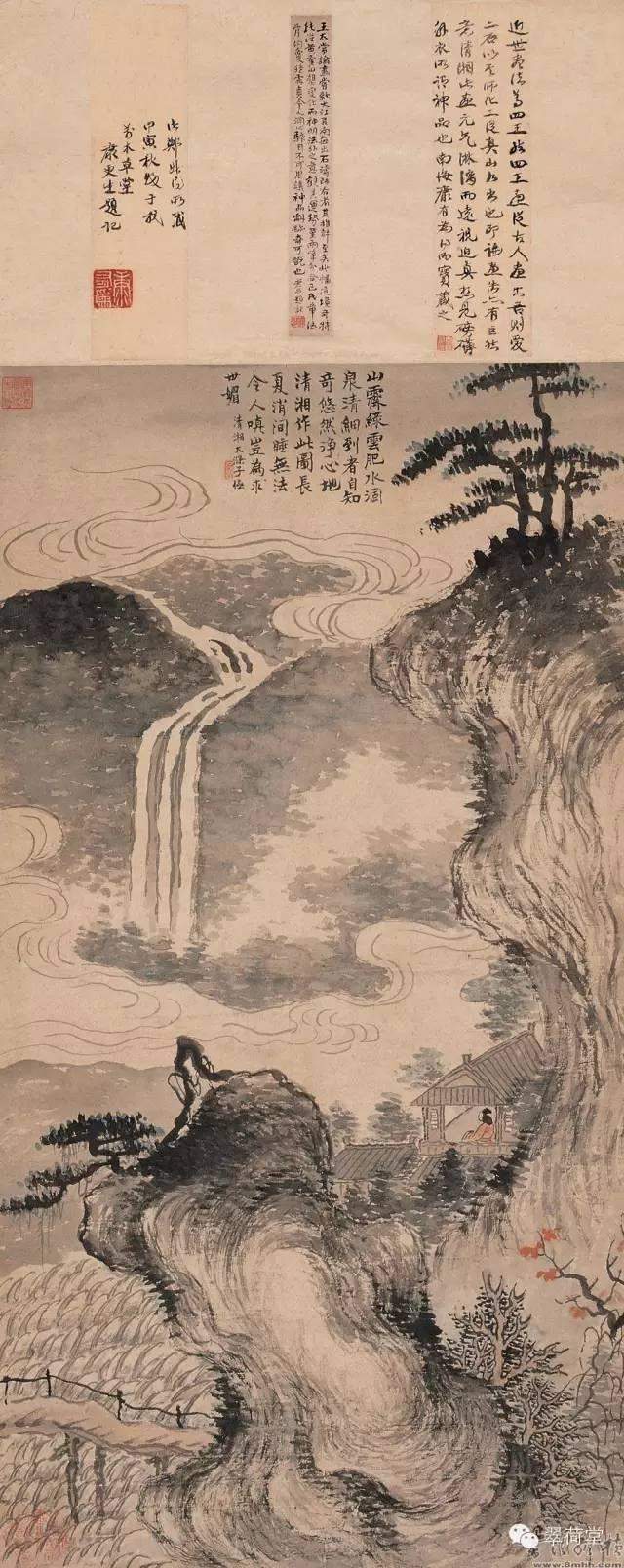 【推荐】中国画一代宗师——石涛