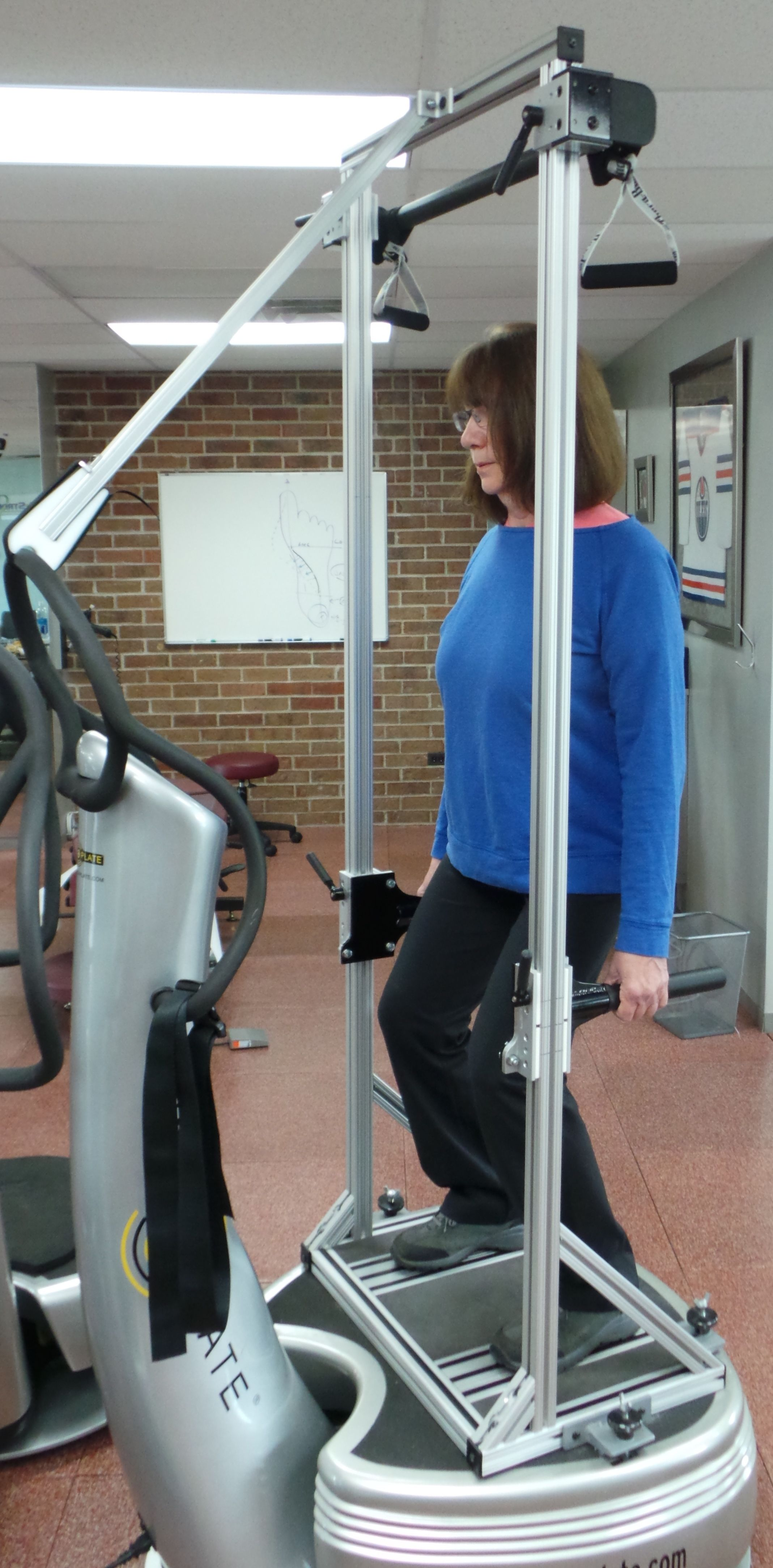 5.1 bone density increase in one year. Read about it