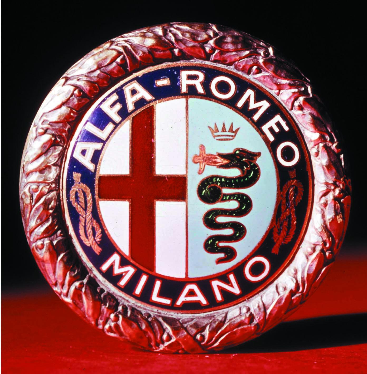 Alfa Romeo Logos - Brochures