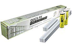 Quick Fix Verlegesystem 2 0 Fur 10 Stuck Glasbausteine Im Format 19x19x8cm