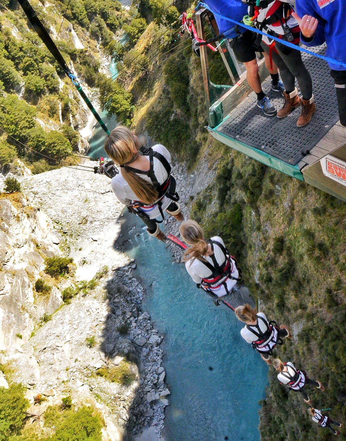 Things To Do In New Zealand South Island Shotover Canyon