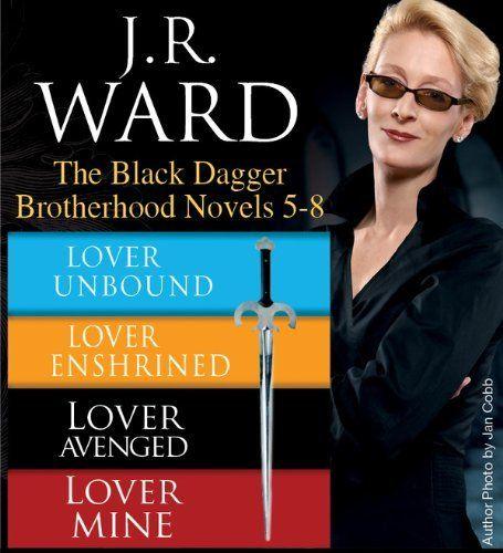 J.R. Ward The Black Dagger Brotherhood Novels 5-8 (Penguin Classics) by J.R. Ward, http://www.amazon.com/dp/B004TU4YD6/ref=cm_sw_r_pi_dp_qmBCsb0RXRNJP