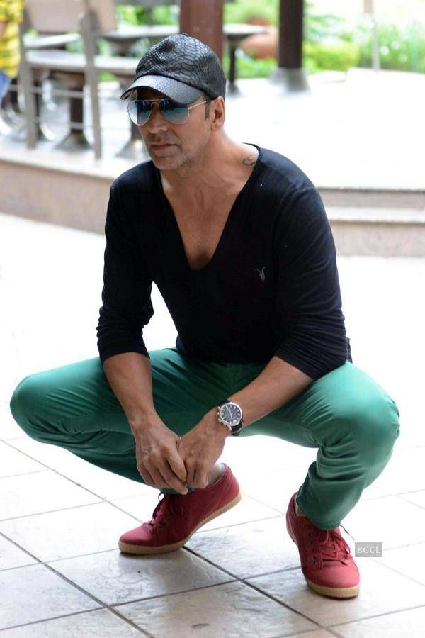 Akshay Kumar: Box office's No.1 Khiladi Akshay Kumar though in his 40's is