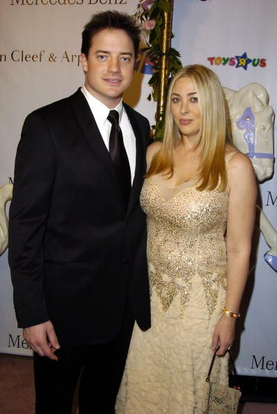 Afton Smith Photo Gallery | Brendan fraser and Los angeles california