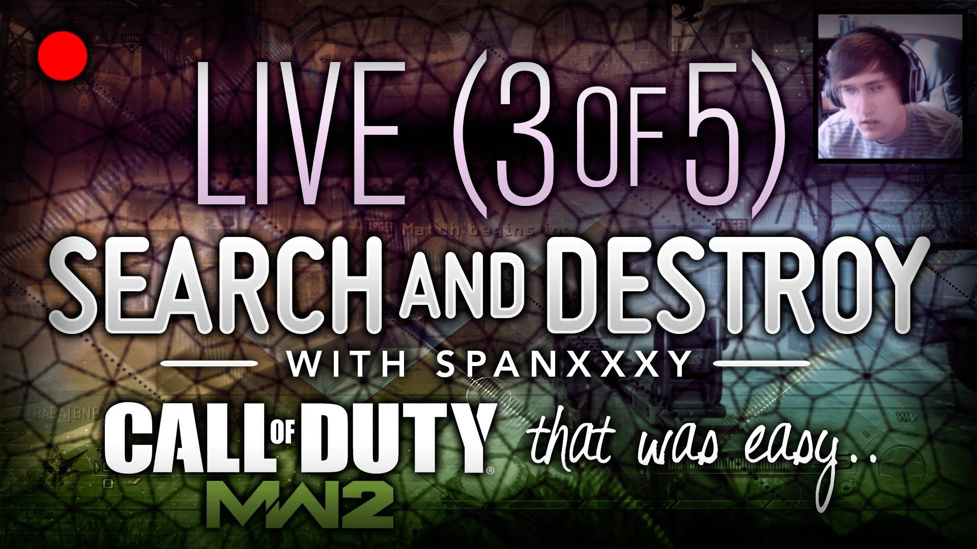 farcry5gamercom MW2 LIVE SnD Game 3 of 5 Modern Warfare 2