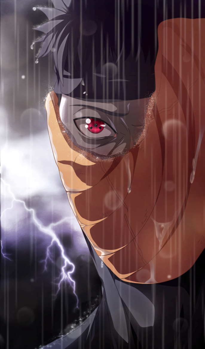 Masked Man Fanart 34262632 Naruto Naruto Art Uchiha