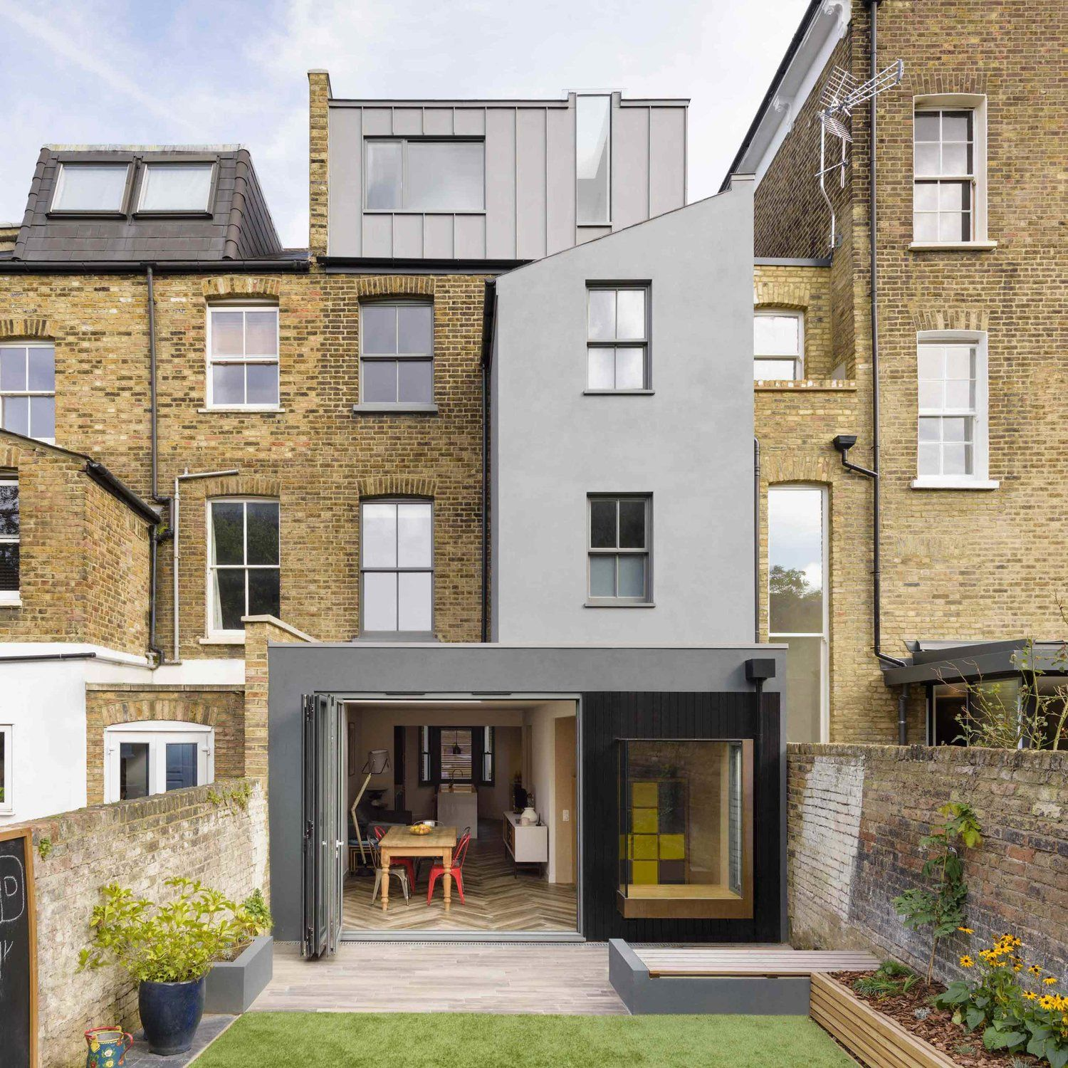 Dormer Loft Extensions A Homify Guide: Pin By Jared Raphael Joubert On Terrace, Mews & Town