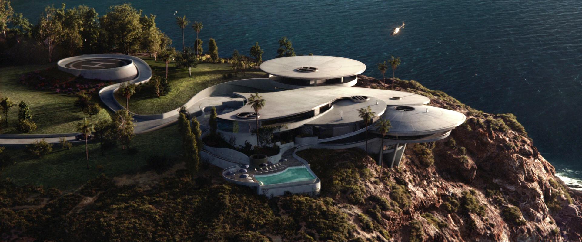 Tony Stark's Mansion in 2019 | Tiber - Far Verona | Tony stark house