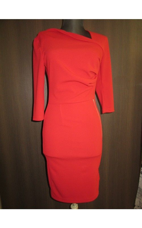 d89960efb4 Envy oldalán zippes piros ruha | envy fashion | Fashion, Dresses és ...