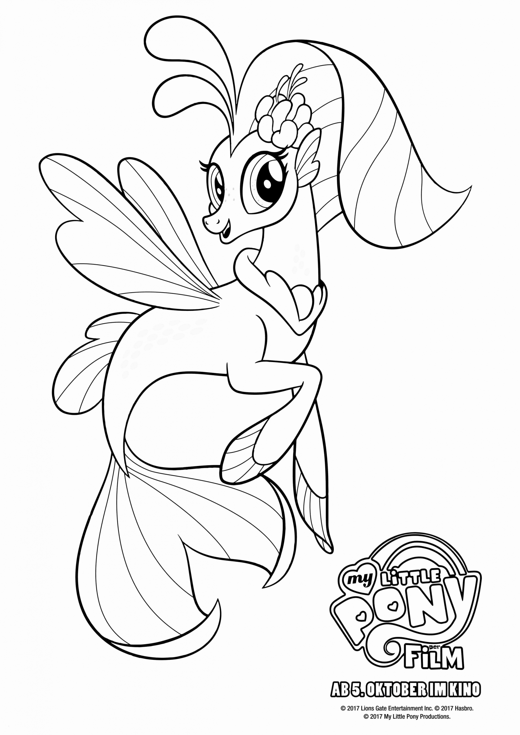 Pin On My Little Pony Coloring Pages For Kids