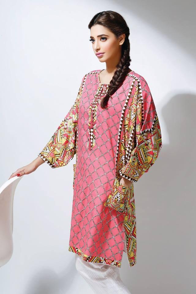 100% Cotton Lawn Suits Shop at www.uptowngaleria.com#kurtis#Printed ...