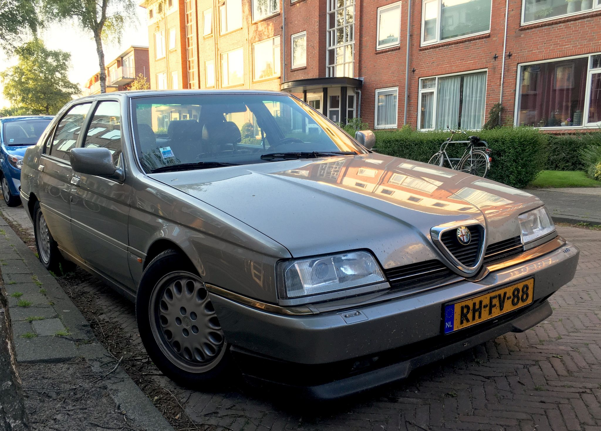 1997 Alfa Romeo 164 Super 2 5 Turbo Diesel