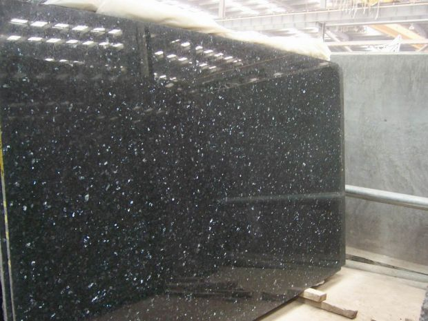 Emerald Pearl Granite In Blocks Slabs Tiles By Ace Stone Xiamen Co Ltd Stonepromoter Emerald Pearl Granite Types Of Granite Black Granite