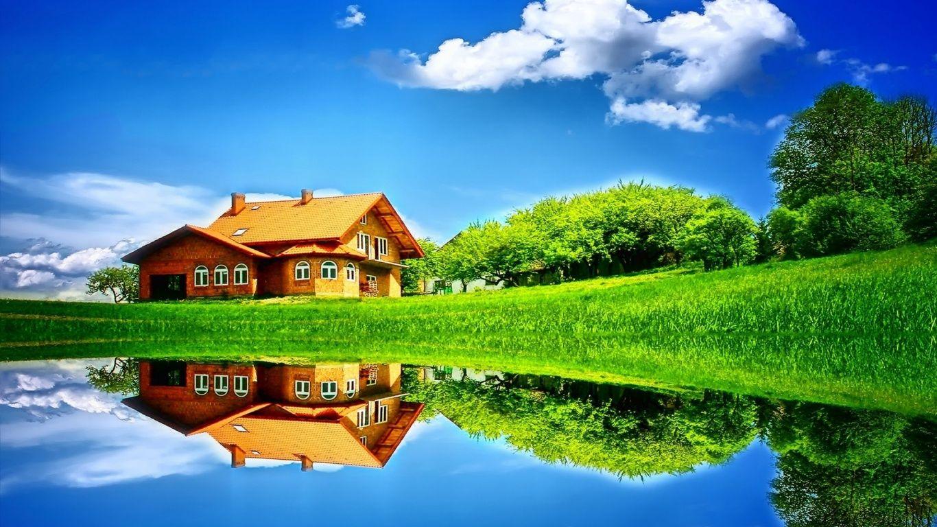 Download amazing nature hut animated hd wallpaper http www gethdwallpaper com