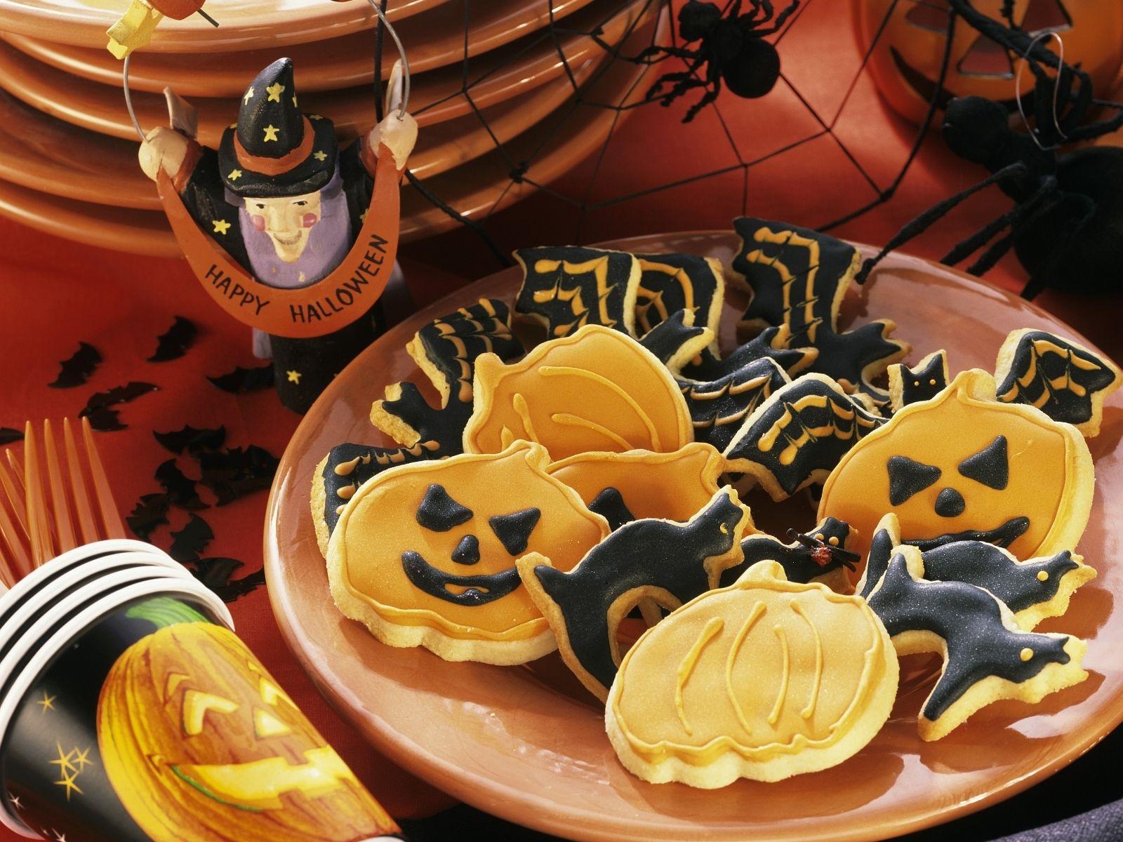 HalloweenKekse Rezept Halloween kekse, Halloween
