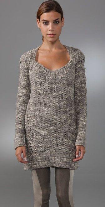 VPL Transversal Sweater - $395 on shopstyle  size XS /S