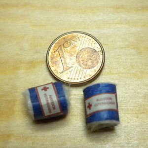Tutorial - Como hacer algodón en miniatura