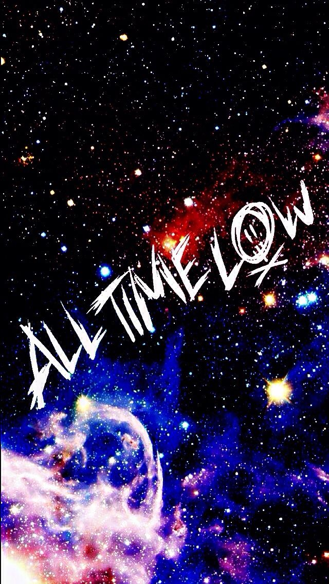 xxfanofmusicxx All Time Low Lockscreen All about time