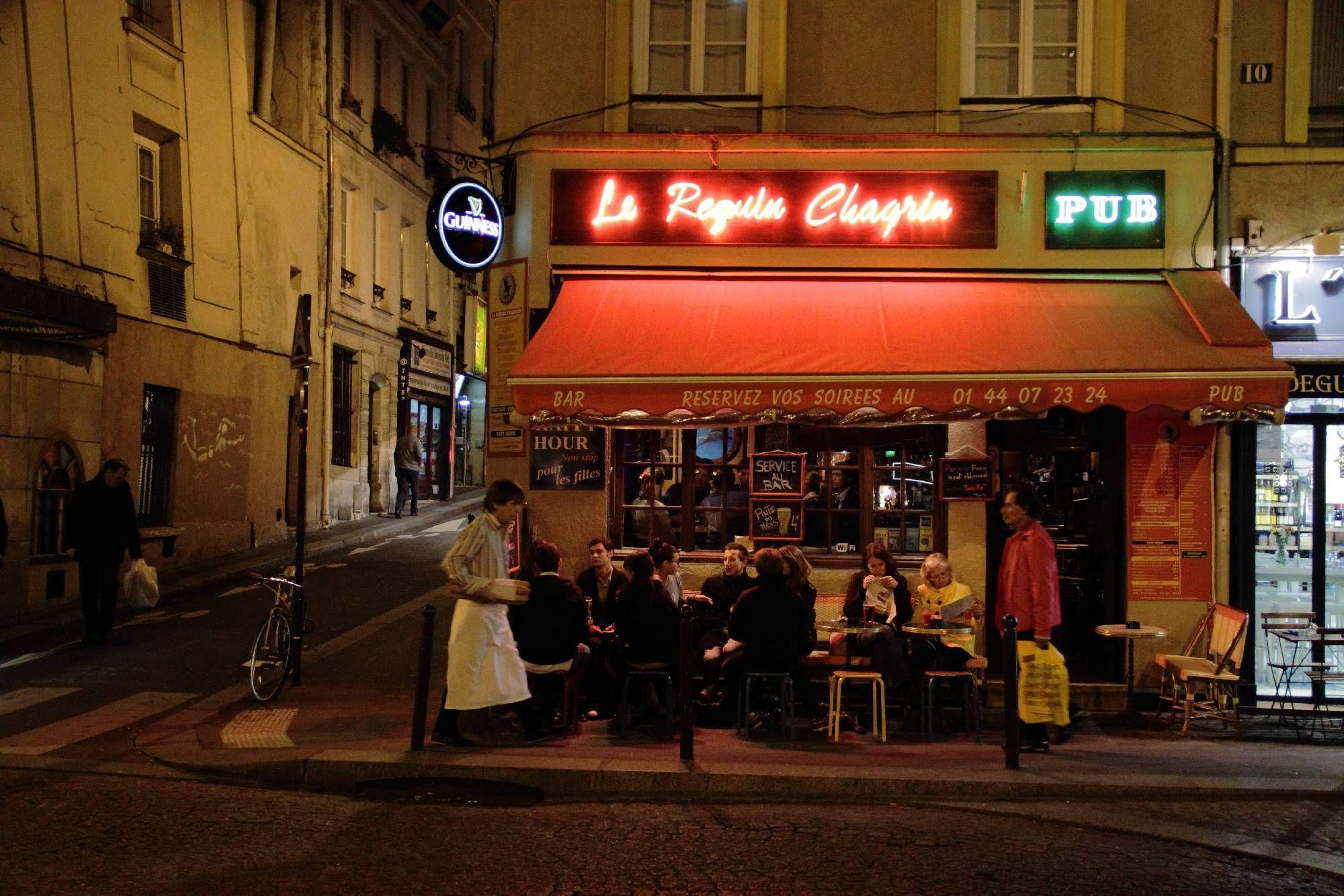 Afficher L Image D Origine Requin Bar Paris Time Out