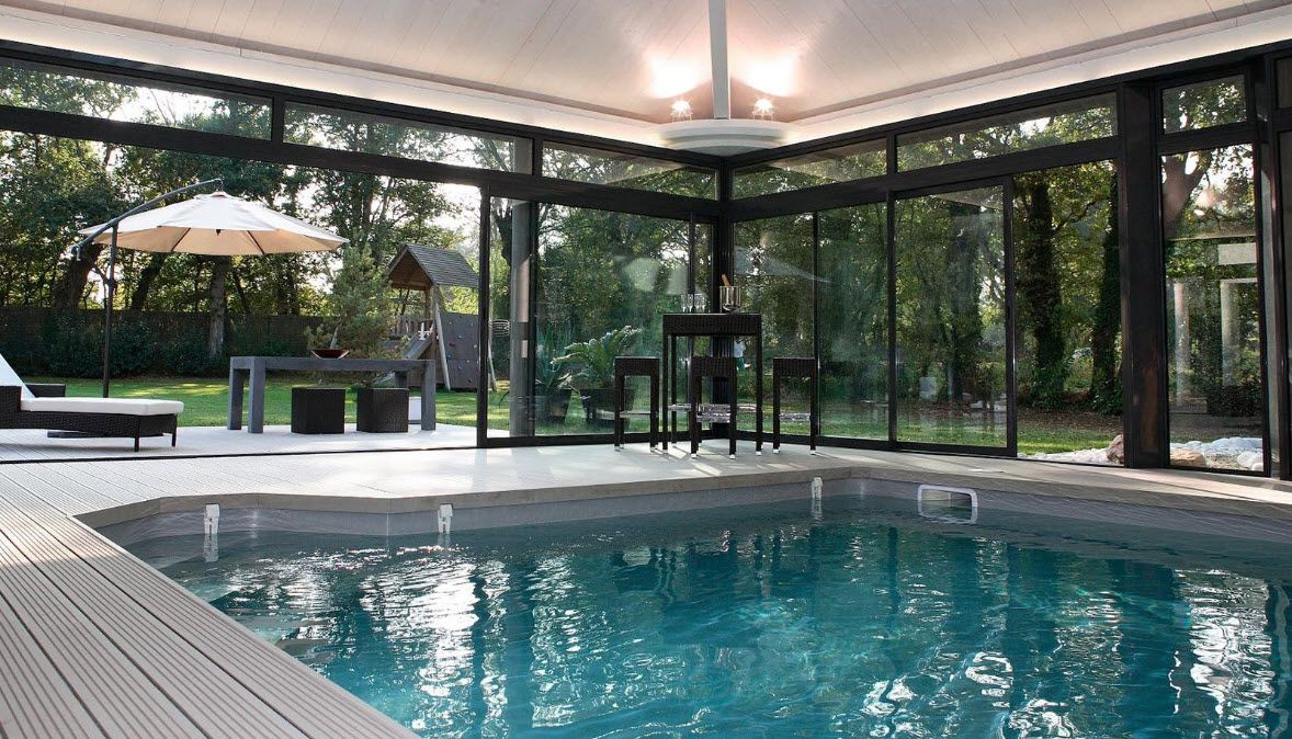 types couts piscine interieur