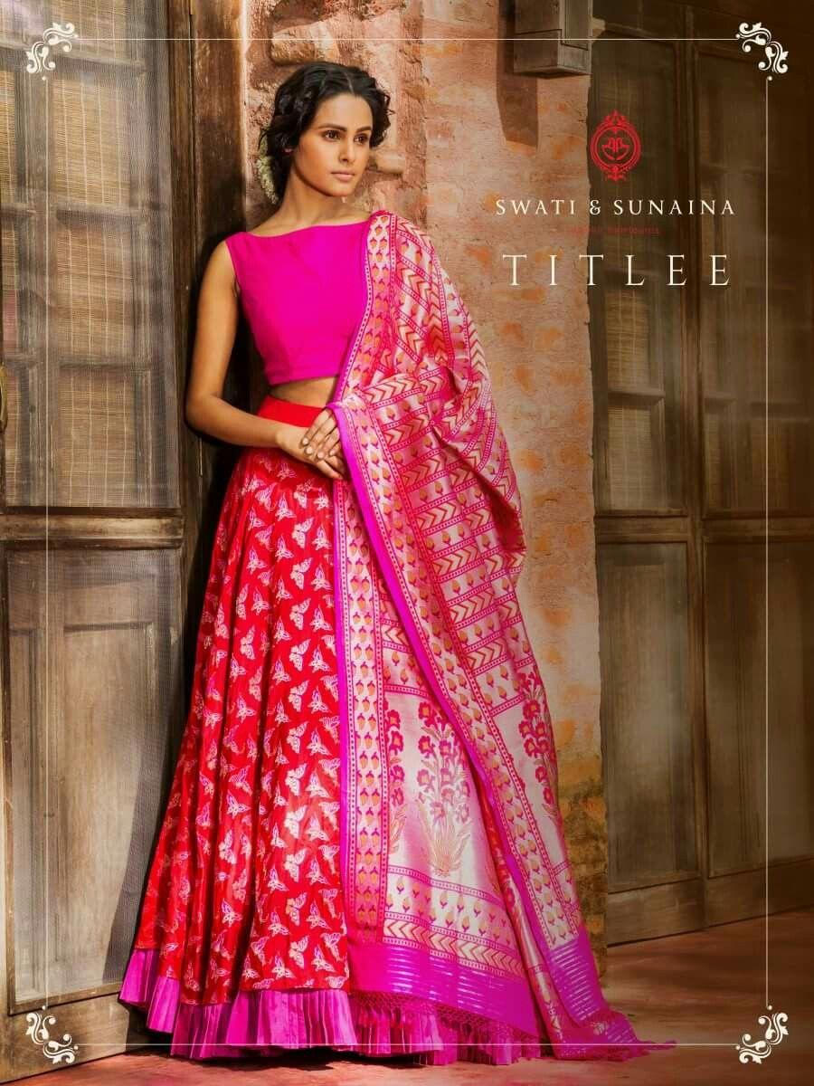 9819aeed62 Pink and gold lehenga. Pink and gold lehenga Banarasi Lehenga