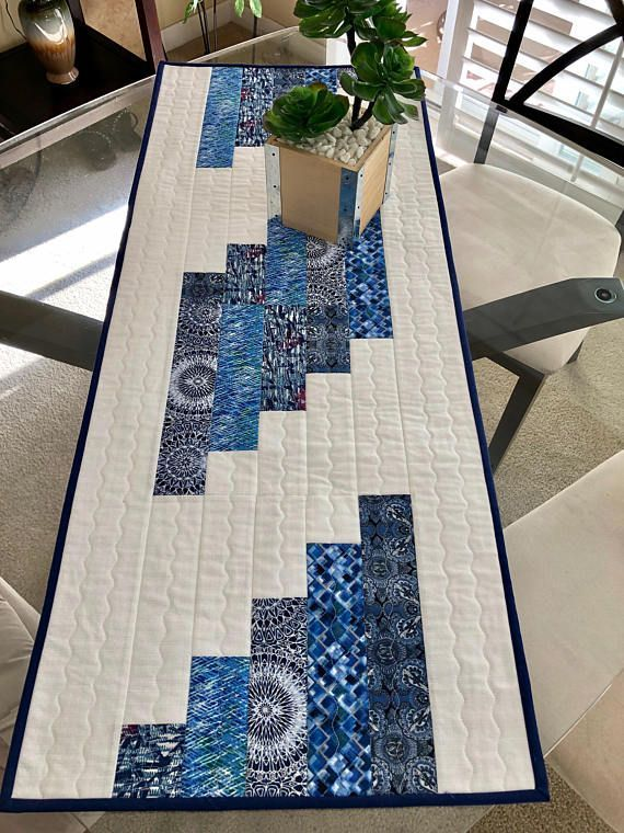 Image Result For Denim Strip Quilt Quilting Quilted